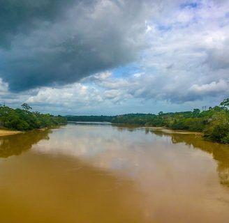Río Cuyuni: características, ubicación, y todo lo que necesita saber sobre él
