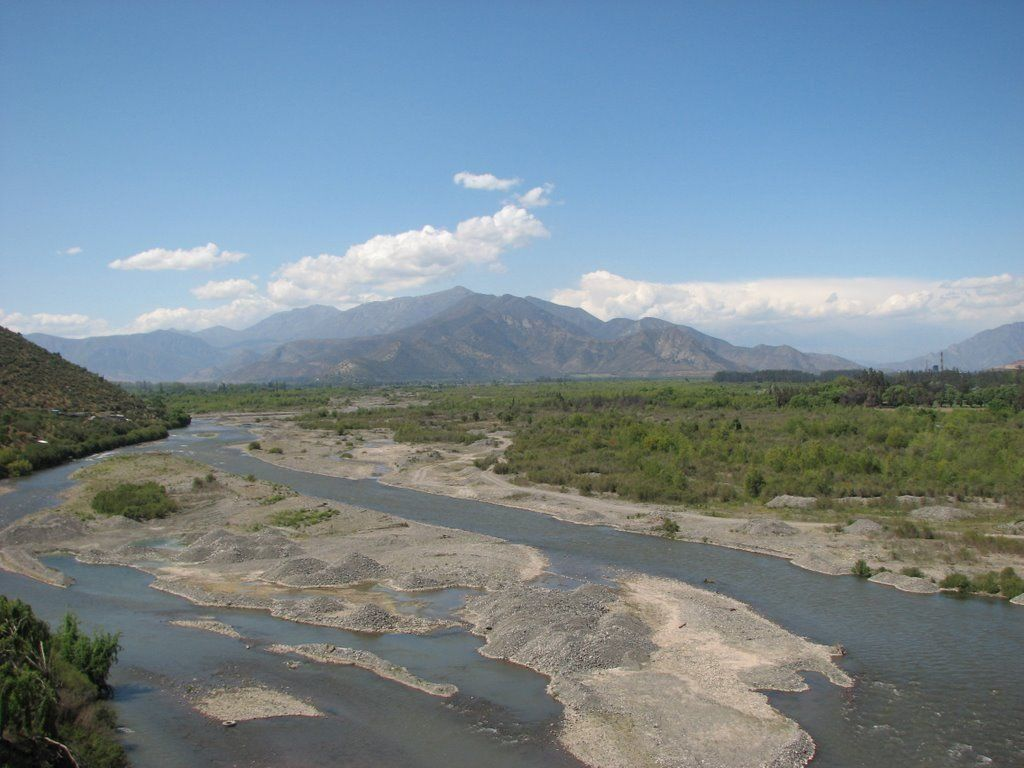 río aconcagua