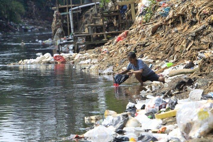 contaminacion del rio cauca