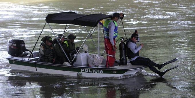 muerte del rio cauca