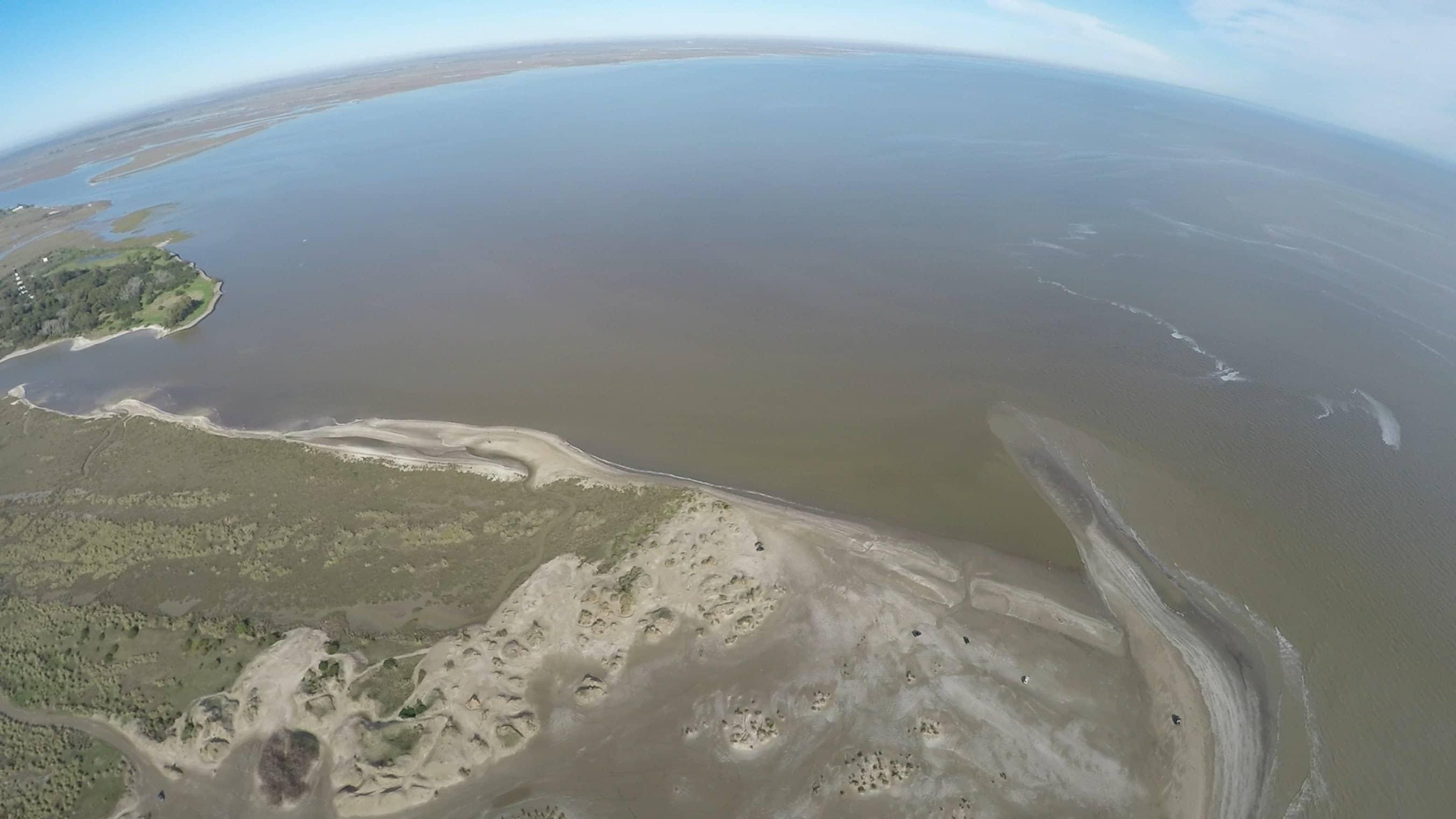 panoramica del rio de la plata