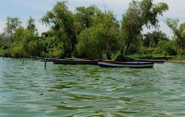el salado en el rio paraguay