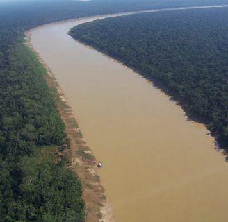Río Purús:  Ubicación y todo lo que desconoce sobre este