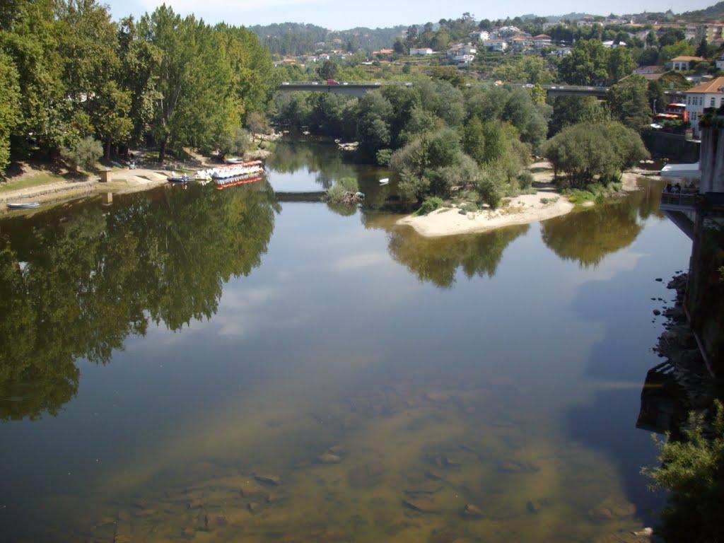rio tamega portu
