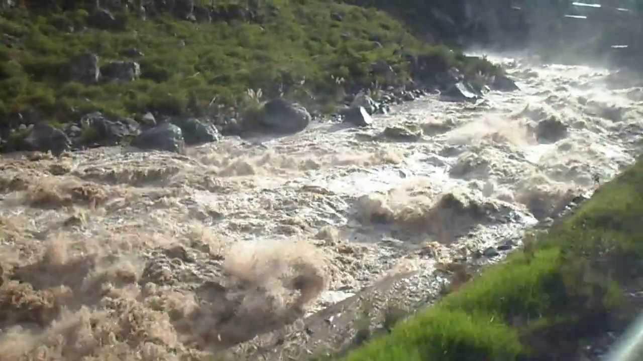 vista del rio urubamba
