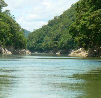 Rio Usumacinta: ubicación, mapa, y todo lo que desconoce