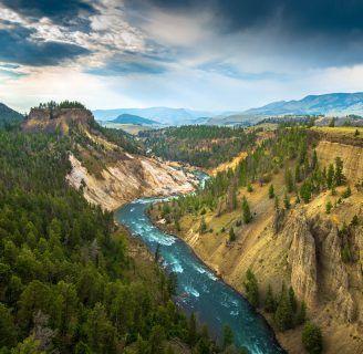 Rio Yellowstone: todo lo que necesitas saber sobre él