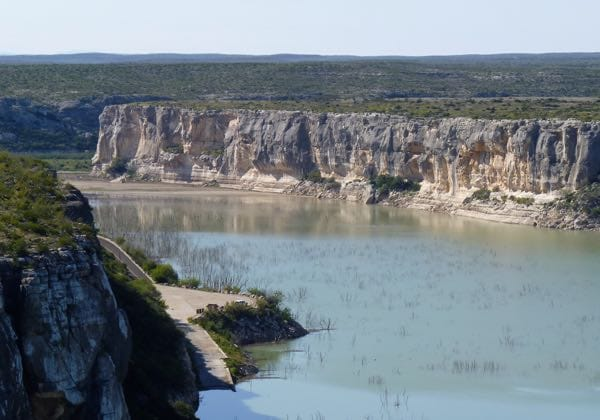 río Pecos