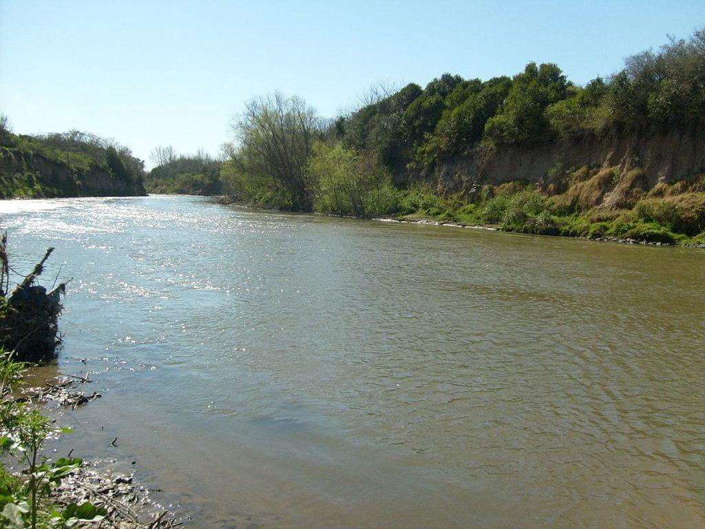 río carcañá