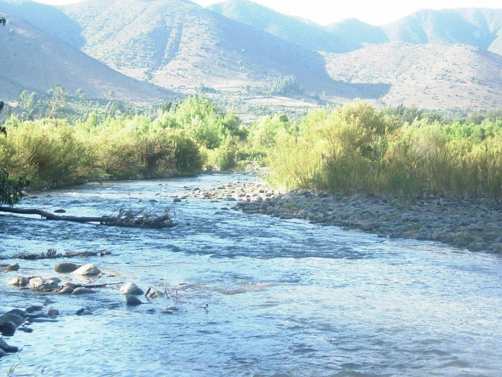 cuenca del rio choapa