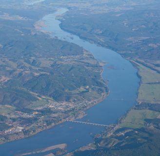 Río Itata: Mapa, y todo lo que necesita saber sobre él