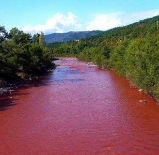 Río Rojo: ubicación, mapa, y todo lo que desconoce de él