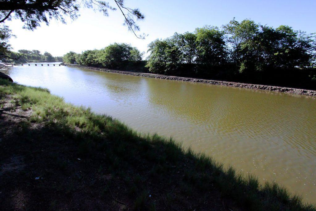 afluente del rio salado