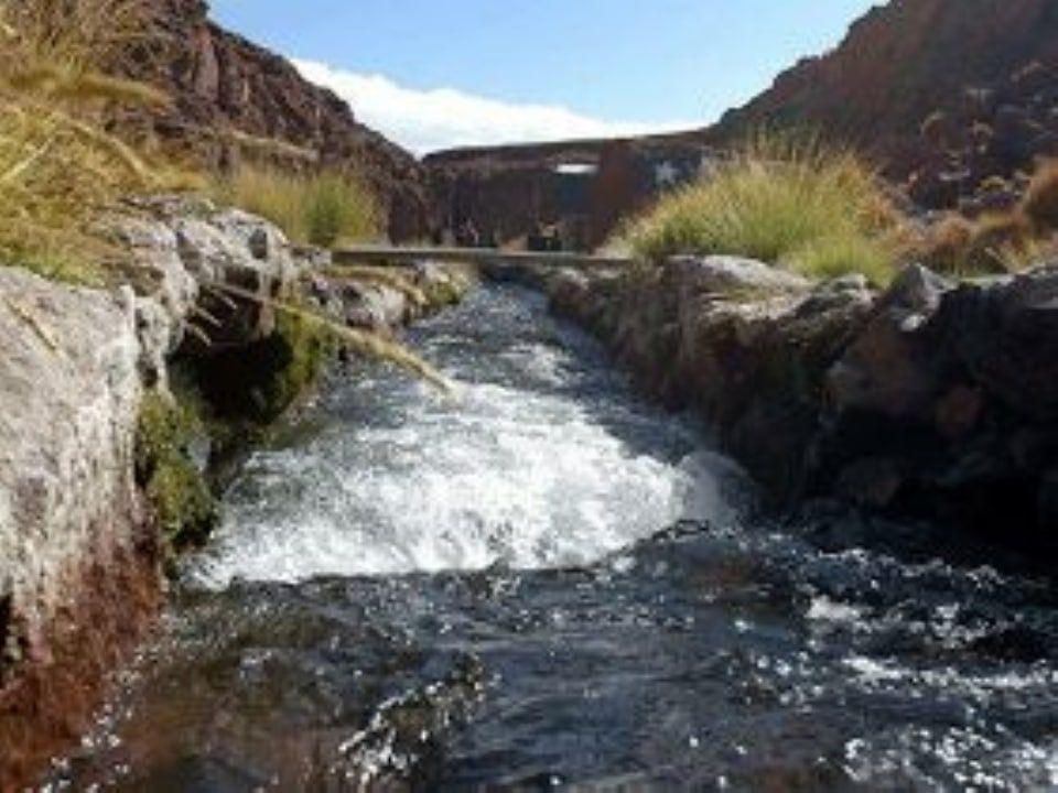 cuenca del rio silala
