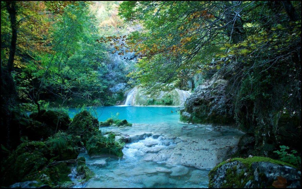 cuenca del rio urederra