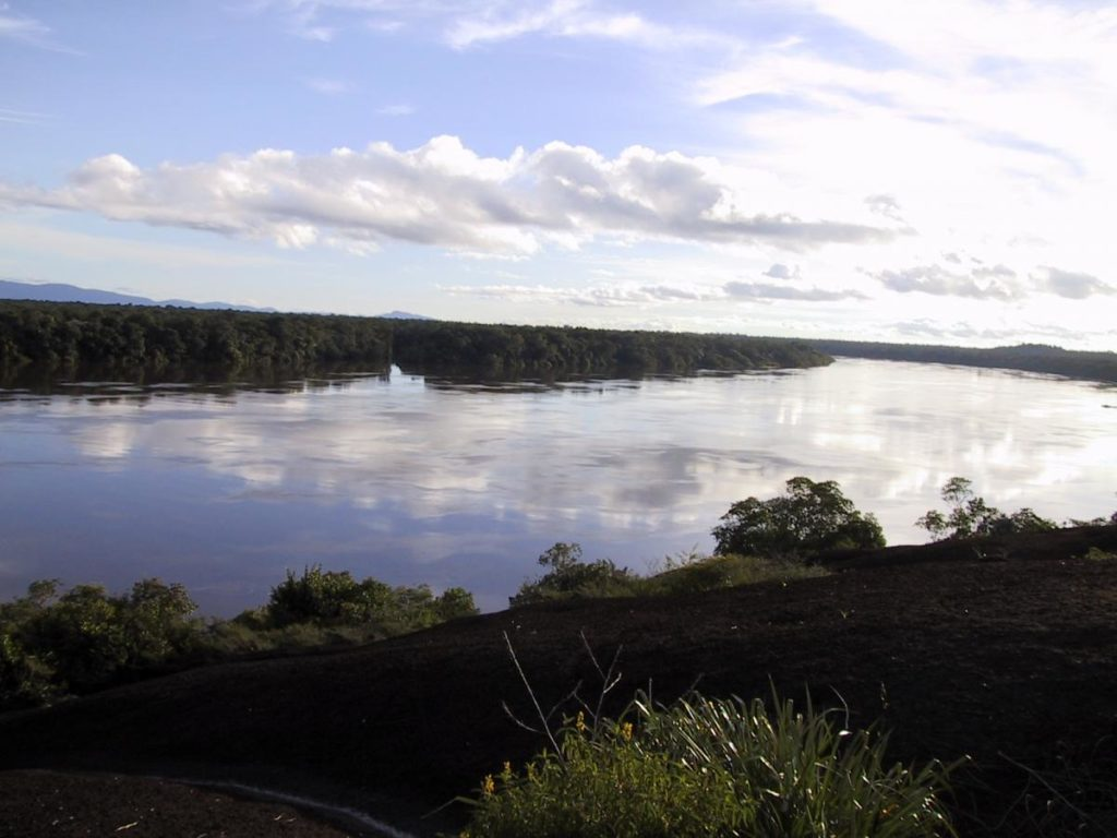 río vaupes