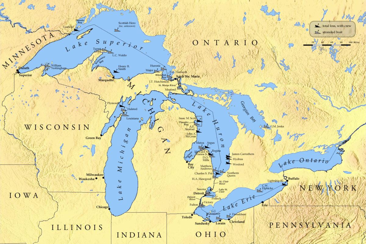 conoce todo acerca del lago michigan en estados unidos del lago michigan en estados unidos