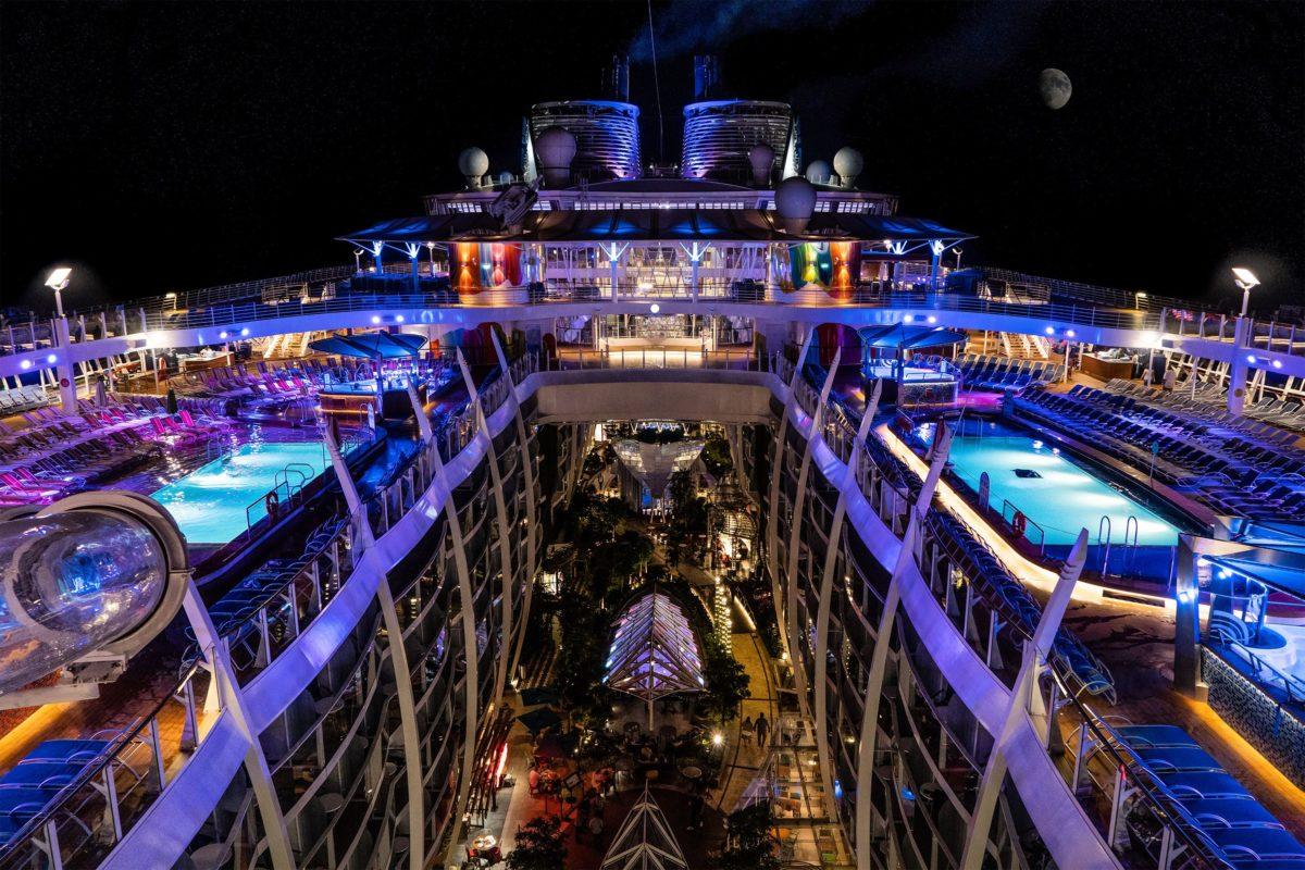 Cruceros Más Grandes