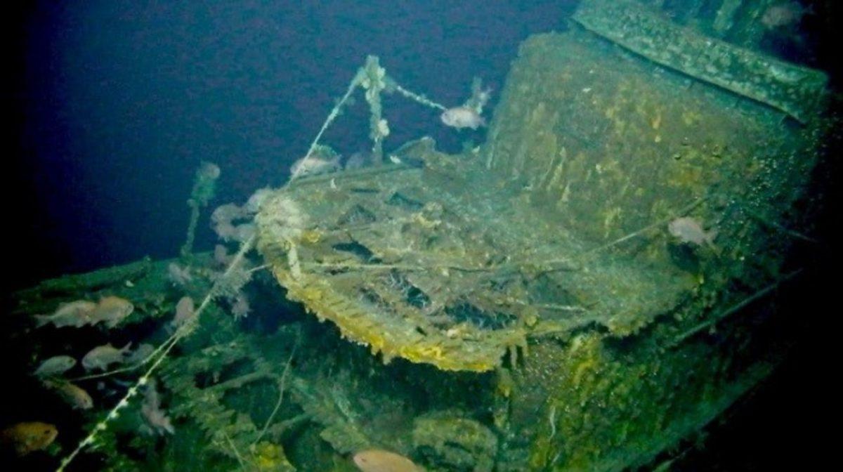 Submarinos Hundido