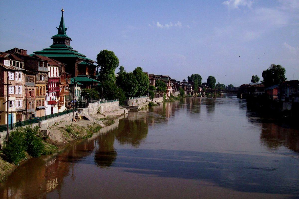 Río Jhelum